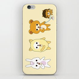 YAMMY ICE CREAM  iPhone Skin