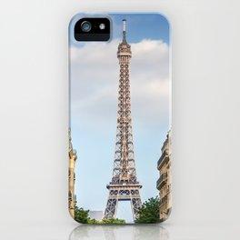 Parisian Flair iPhone Case