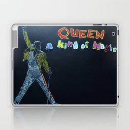 Freddie & Mercury A kind of Magic Tribute Laptop & iPad Skin