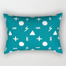 Sassy (Aegean) Rectangular Pillow