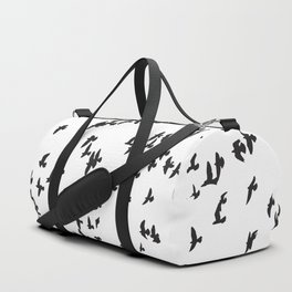 Happy Birds Duffle Bag