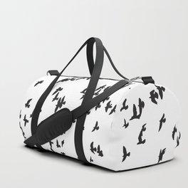 Happy Birds Duffle Bag