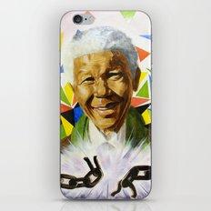 Nelson Mandela iPhone & iPod Skin