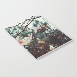 Spring Greens Notebook