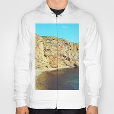 The Rock in the Sea Hoody