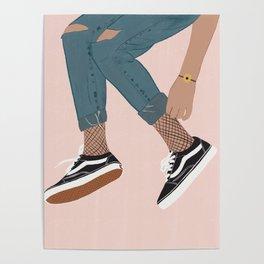Vans Lover Poster