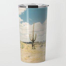 Old West Arizona Travel Mug