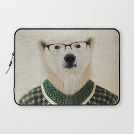 Spencer Bear Laptop Sleeve