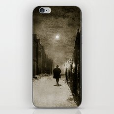 Voice Of Lights iPhone & iPod Skin