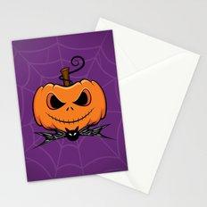 Pumpkin King Stationery Cards