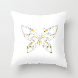 Butterfly 152 Throw Pillow