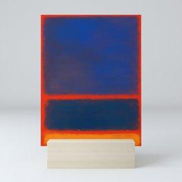 Rothko Inspired #7 Mini Art Print