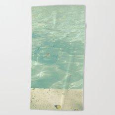 Morning Swim Beach Towel