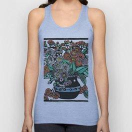 """Australian Gum Blossoms"" by Margaret Preston Unisex Tank Top"