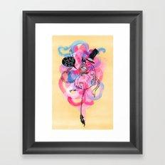 Like a Sir Framed Art Print