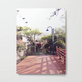 128 Metal Print
