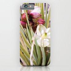 Yucca Flowers in Bloom Slim Case iPhone 6s