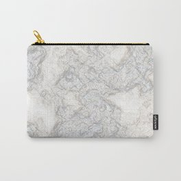 Paper Marble Carry-All Pouch