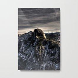 Glacier Point, October 2008 Metal Print