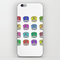 write iPhone & iPod Skins featuring Write on by andy_panda_