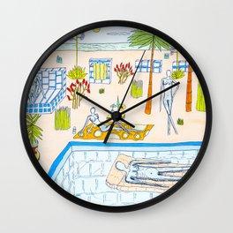 Better then here Wall Clock