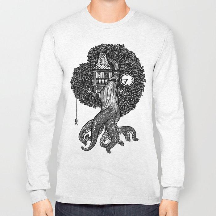 Octotree Long Sleeve T-shirt