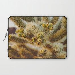 Cholla Cactus Garden IV Laptop Sleeve
