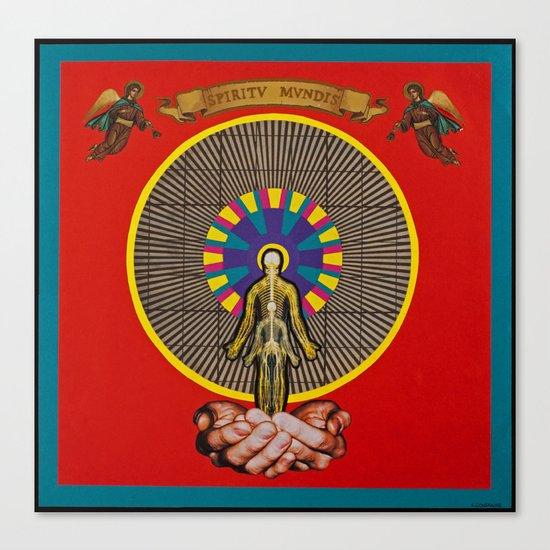 Spiritu Mundis Canvas Print