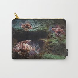 Everything's Fine on the Lion Fishway Carry-All Pouch