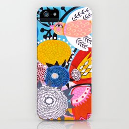 Corazon Magico iPhone Case