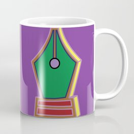 Pen Tool Art Coffee Mug