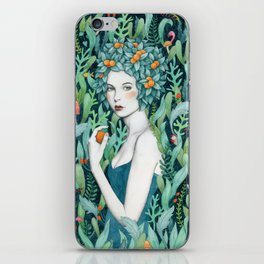Selva iPhone Skin