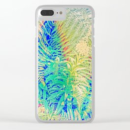 Fern and Fireweed 05 (everyday 15.01.2017) Clear iPhone Case