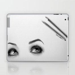 Impatience Laptop & iPad Skin