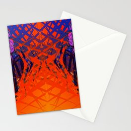 Abstract#1 Stationery Cards