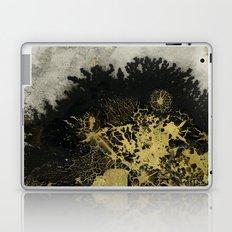 Black and gold Laptop & iPad Skin