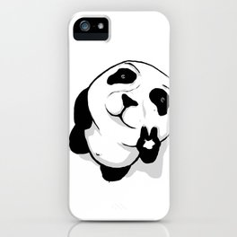 We Come in Peace... iPhone Case
