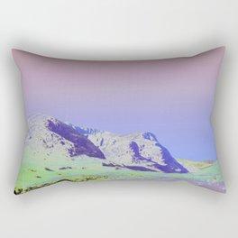 Chromascape 37 (Highlands, Scotland) Rectangular Pillow