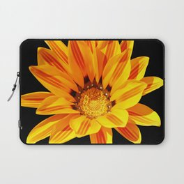 Floral Beauty in Close Up Laptop Sleeve