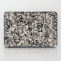 newspaper iPad Cases featuring - newspaper - by Magdalla Del Fresto