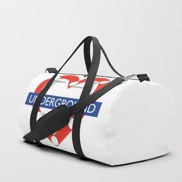 Love Underground Duffle Bag