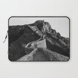 Gaztelugatxe Laptop Sleeve