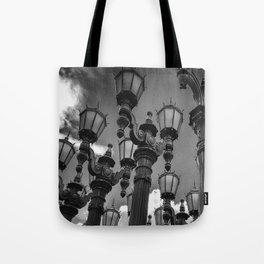 Lamposts Tote Bag