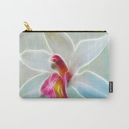 Orchid Blues Carry-All Pouch