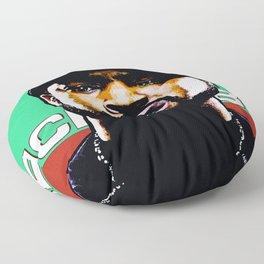 HIP-HOP ICONS: O'SHEA Floor Pillow