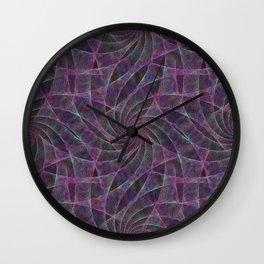 Spider's Fancy Castle Wall Clock