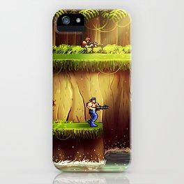 Contra iPhone Case