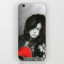'Jimmy Page' iPhone Skin