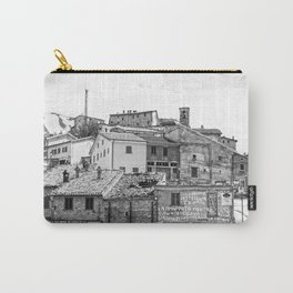 Italian mountain village Carry-All Pouch