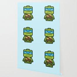 Chibi Leonardo Ninja Turtle Wallpaper